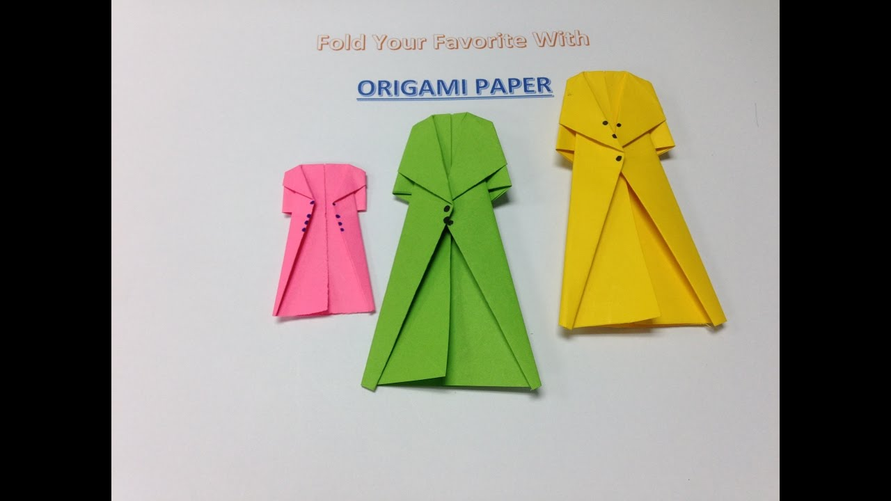 Origami Winter Coat
