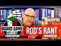 Rod's Rant Dragonfire