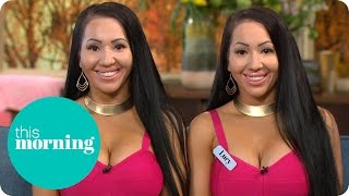 The World's Most Identical Twins Are Back! | This Morning