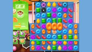 Candy Jelly Saga Level 385  no boosters