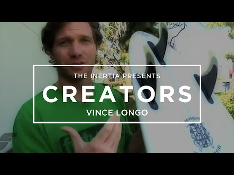 Meet the Man Behind Futures Fins, Vince Longo The Inertia
