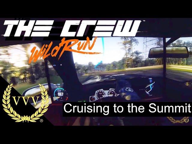 The Crew Wild Run - Cruising to the Summit