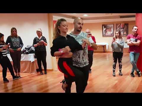 PEDRO Y MARTHA - URBAN KIZ Ciudad Real Salsea 2019