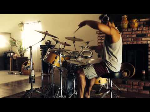 Born to Lead, Falling In Reverse Drum Cover-MATÉ BANGS