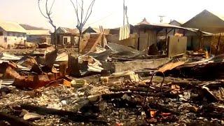 Warga Pulau Bungin Jadi Korban Gempa dan Kebakaran