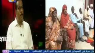 الفنان بهاء الدين عبدالرحمن  تسجيل تلفزيوني قبل رحيله