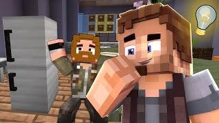 Minecraft Dinosaurs #21 - THE BEST IDEA EVER!!! (Jurassic World Minecraft Roleplay)