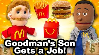 SML Movie: Goodman's Son Gets a Job!