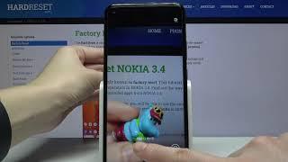 Как записывать интервальную съемку в NOKIA 3.4 - сделать видео медленнее