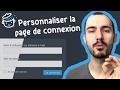 Comment personnaliser la page de connexion de WordPress ✅