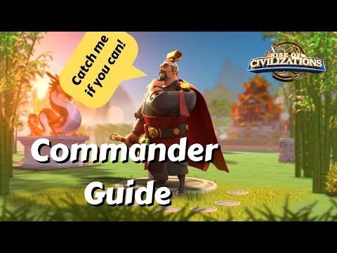 Cao Cao Commander Guide | Rise Of Civilizations
