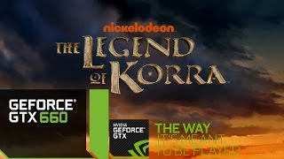 The Legend of Korra GAMEPLAY PC GTX 660 60 FPS