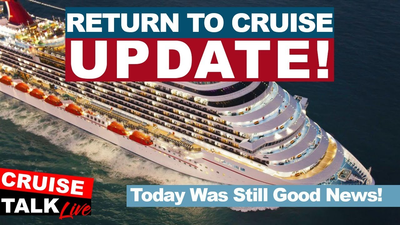 BIG CRUISE UPDATES! | Carnival, Disney Cancellations | CRUISE TALK LIVE!