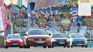Video Kia Rio vs Volkswagen Polo vs Opel Corsa vs Ford Fiesta download MP3, 3GP, MP4, WEBM, AVI, FLV April 2018