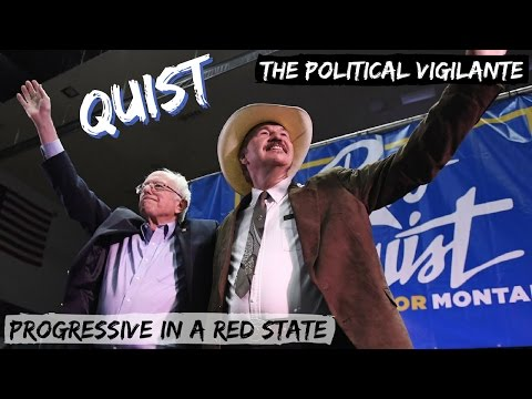 Who's This Progressive Doing Well In Montana?! — The Political Vigilante