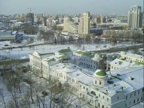 The Best Cities of Russia