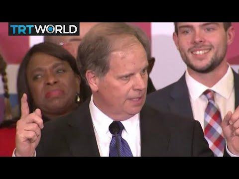 US Senate Race: Democrat Doug Jones wins Alabama Senate race