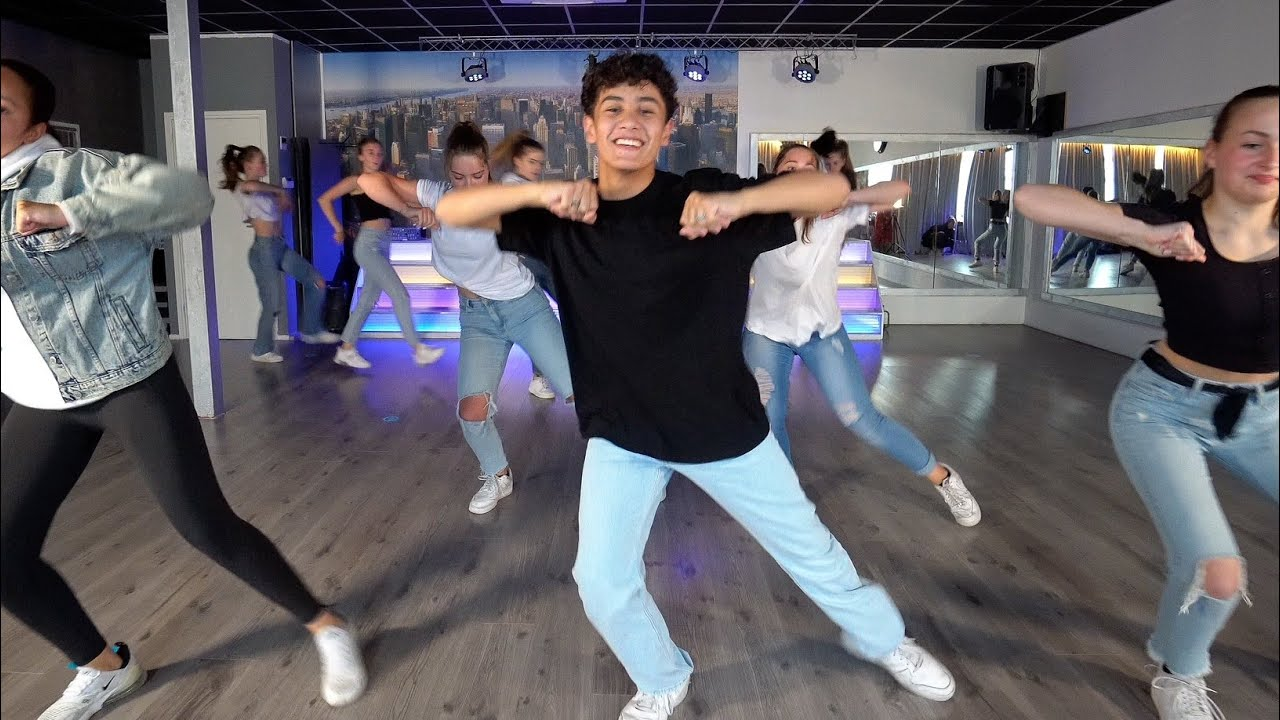 Oh My Gawd - Mr Easi & Major Lazer ft. Nicki Minaj - Dance - Baile - Choreography