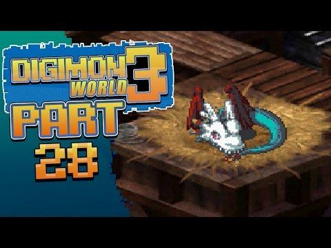 Digimon World 3 - Episode 28 - Awakening Airdramon!!