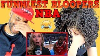 Funniest NBA Bloopers of 2018/2019 - Part 1 REACTION