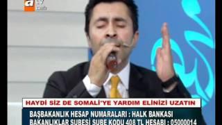 Abdurrahman Önül - Halimiz Nola Mahşerde { Sahur Özel } 20.08.2011
