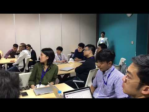 The Launch of the SCB - IBM Academy in Bangkok