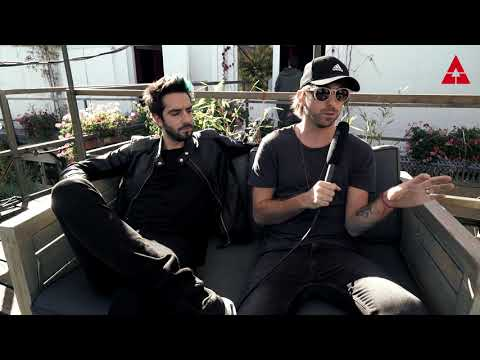 Interview mit Jack & Alex / ALL TIME LOW