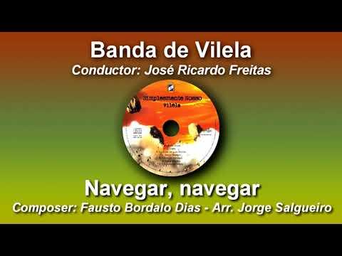 Navegar, navegar - Fausto Bordalo Dias - Arr. Jorge Salgueiro