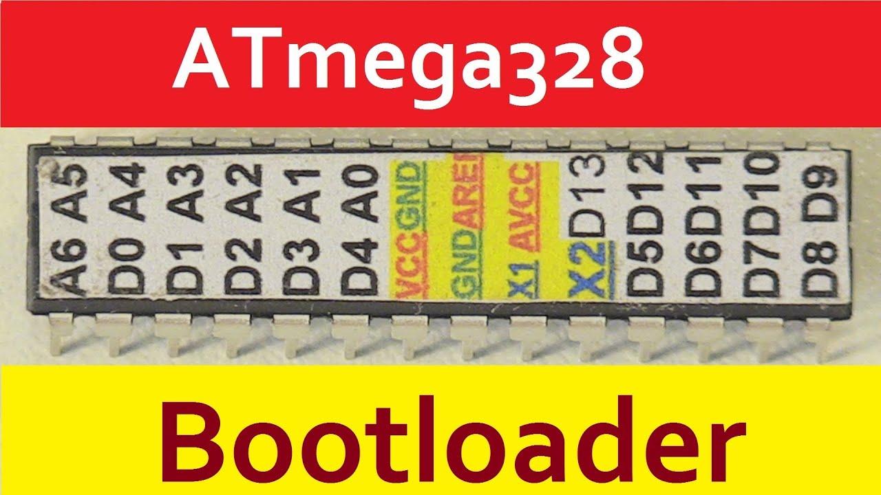 Atmega bootloader arduino uno isp загрузить в