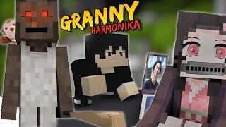 GRANNY HARMONIKA, LABA2, TABLE MANERS, ARMAGEDON! Reaction Animasi ACIGameSpot [DUB INDO] ~Seronok!