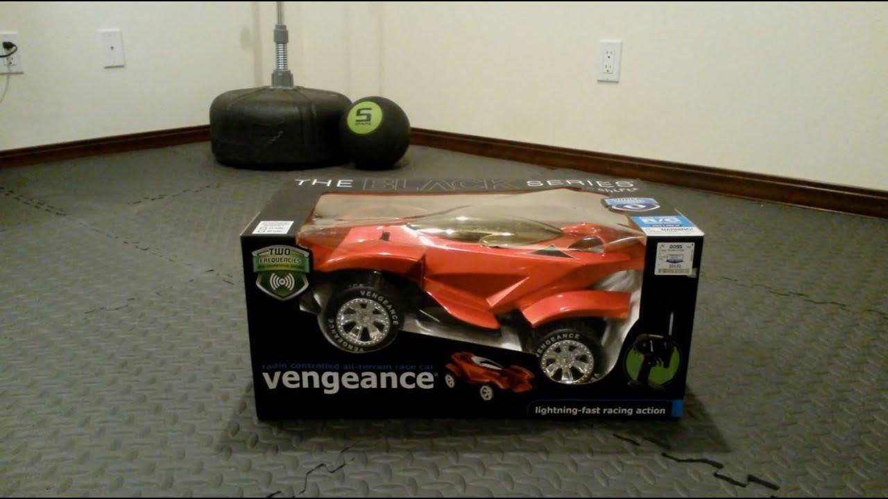 Vengeance Rc All Terrain Race Car