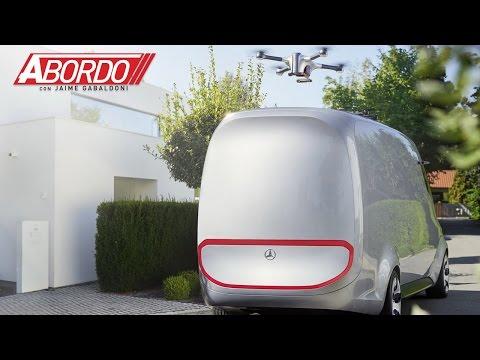 Mercedes-Benz muestra el futuro del transporte comercial en CES 2017