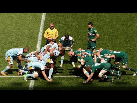 Rugby's GREATEST Dominant Scrums!