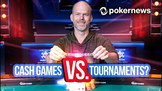 Cash Games Pro Ryan Hansen Turns to Tournaments