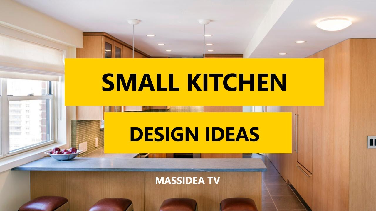 60 Awesome Small Kitchen Design Ideas In 2017 Youtube