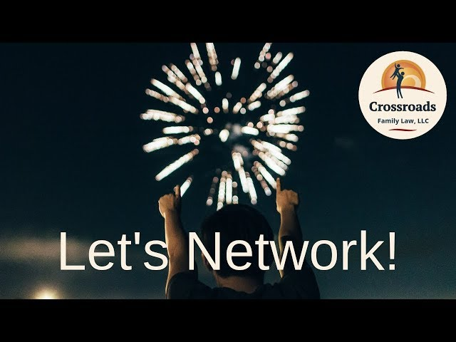 Crossroads Business Networking Style