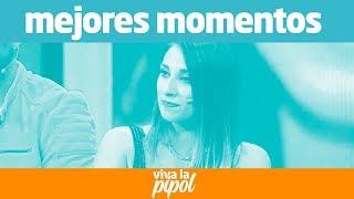 Perla Ilich recordó emocionada a su amigo Cangri  - Viva la Pipol