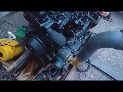 PERKINS 6.354 Dot 4 DIESEL ENGINE TEST RUN- FOR SALE OCT19