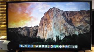 Mac Mini newest model & LG 43UH6100 (43UH610A) TV 4K 60Hz with FCP