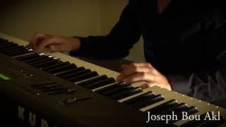 -Kida ya albi -Sherine (Piano cover)