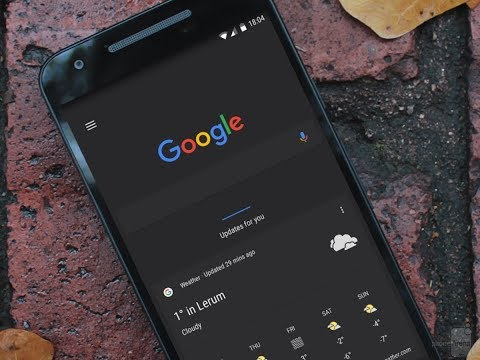 Enable The Night Mode(Dark Theme) On Any Android Smartphone | Updated 2017