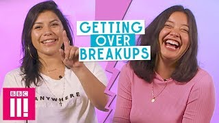 Things Women Do To Get Over Breakups | SISTER