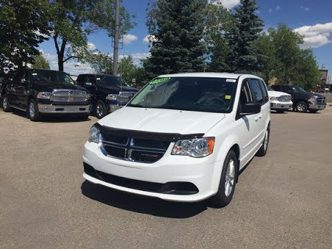 2017 dodge grand caravan sxt navigation dvd youtube. Black Bedroom Furniture Sets. Home Design Ideas