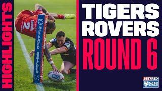 Highlights | Castleford Tigers v Hull KR, 2021 Betfred Super League round 6, 17.05.2021