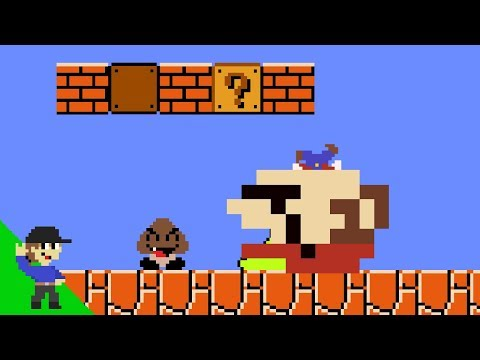 NEW Super Mario Bloopers