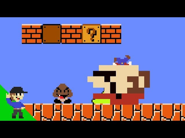 NEW Super Mario Bloopers