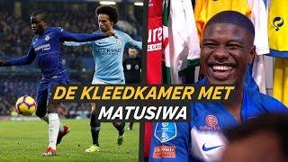 VTBL gemist? Bekijk hier het Kleedkamer interview met Matusiwa