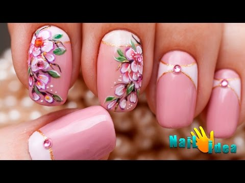 Дизайн и роспись ногтей -