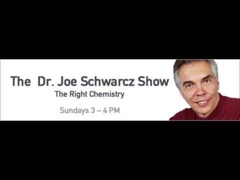 Dr  Joe Schwarcz Show Interview April 28, 2013