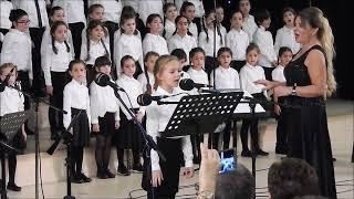 TRT İstanbul Radyosu, Çok Sesli Çocuk Korosu, Şef Tuğba Ertan, Solist Almila Bilge Okur, Bilmece